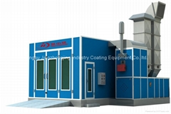 Paint Booth for European