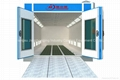 Paint Booth for European Market (Model: JZJ-8000-EU-A) 2