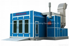 Car Spray Booth for Australia Market (Model: JZJ-8000-AU-B)