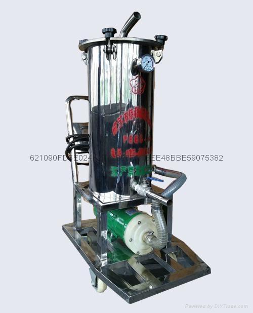 精濾 超濾料酒過濾機 1