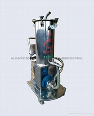 精滤化工化学药液过滤机