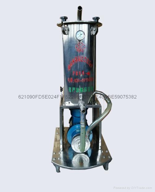 精濾化工化學藥液過濾機 3