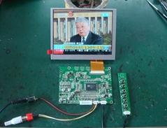 廠家長期供應5.6寸液晶屏及AV驅動板