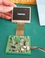 厂家长期供应小尺寸液晶模组