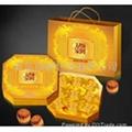 青島月餅包裝盒印刷加工裱糊