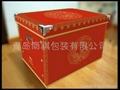 青島床上用品包裝盒印刷加工裱糊 3