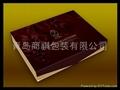 青島床上用品包裝盒印刷加工裱糊 5