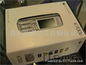 青島手機包裝盒印刷加工裱糊 2