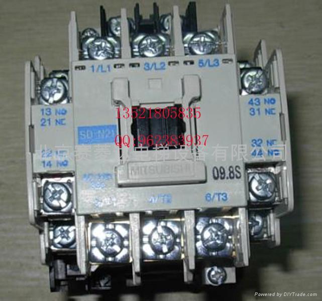 三菱接觸器SD-N21 1