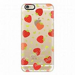 供应适用于苹果iphone6plus彩绘个性图手机保护壳套
