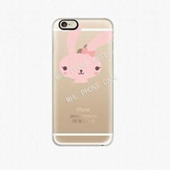 厂家供应适用于苹果iphone5s彩绘浮雕手机保护壳