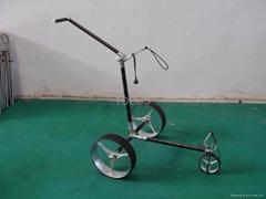 carbon golf trolley
