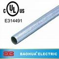熱鍍鋅穿線鋼導管 3