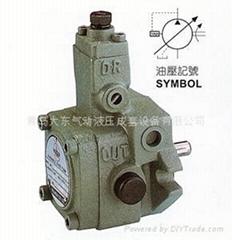 青島液壓葉片泵VP20