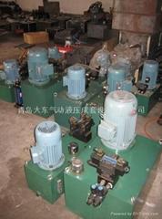 青岛液压系统