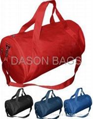 Round Sports Bag