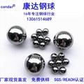 鋼球廠家批發零售鏡面拋光16mm-25.4mmG1000碳鋼珠 4