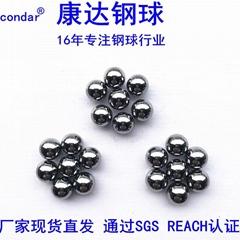 廠家現貨8mm12mmG10G28高精度超精密GCr15優質實心軸承鋼球