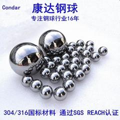 16年生产厂家现货供应食品级304不锈钢球高防锈价格低