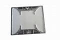 Aluminum solar road stud cat eye 3
