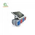 Solar warning light traffic lighting 2