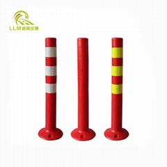 Plastic Reflective Traffic Post Flexible Guide Post