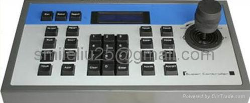 PTZ joystick / speed dome keyboard