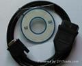 VW/AUDI KKL SERIAL CABLE V15.7