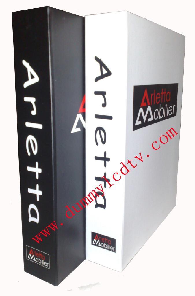 現代仿真書 裝飾書 假書 攝影新房書房書櫃道具仿真書 假書模書盒 3
