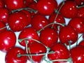 Cherry model, decorative fruits, props Fruit