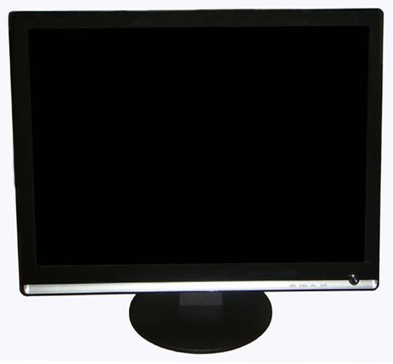 """17""""屏风家具液晶显示器模型 1"""