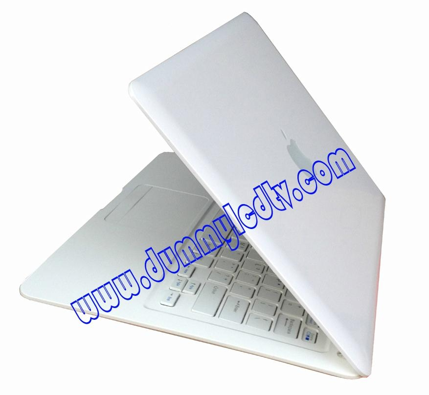 "13.2"" Fake Laptop/Dummy Laptop/Notebook props / false laptop 1"