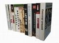 現代仿真書 裝飾書 假書 攝影新房書房書櫃道具仿真書 假書模書盒