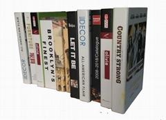现代仿真书 装饰书 假书 摄影新房书房书柜道具仿真书 假书模书盒
