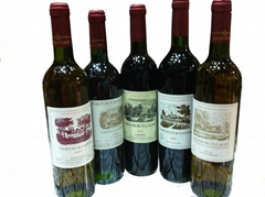 仿真酒、仿真紅酒、酒窖裝飾紅酒