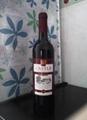 酒店裝飾用酒、仿真紅酒、酒窖裝飾紅酒 3