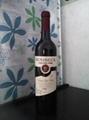 酒店裝飾用酒、仿真紅酒、酒窖裝飾紅酒 4