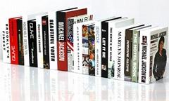 現代A系列道具書 假書仿真書 別墅會所模型 簡歐攝影裝飾書
