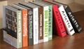 現代簡約英文系列裝飾書 樣板房裝飾仿真書 攝影道具書 假書 5
