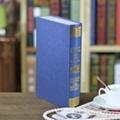 歐式燙金仿真書 裝飾書假書 攝影新房書房書櫃道具 假書模書盒 2