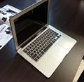 UK fake laptop dummy props laptop model