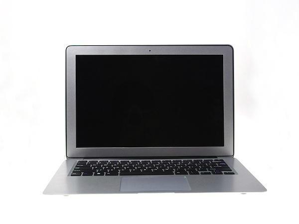 中山办公家具笔记本模型 仿真电脑 电脑模型 4
