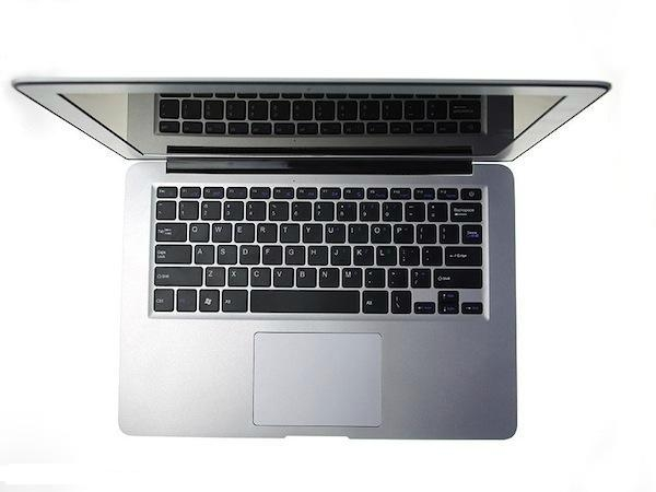 中山办公家具笔记本模型 仿真电脑 电脑模型 17