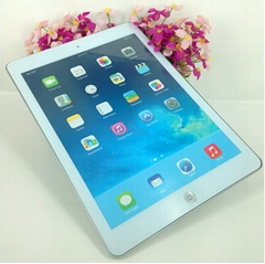 IPAD 5 prop tablet PC model apple tablet model - white