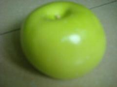 青苹果模型