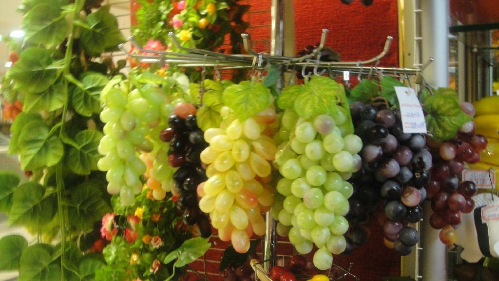 葡萄模型、仿真葡萄、道具葡萄 2