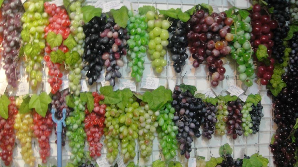 Prop grapes decorative fruits props fruit kf8068 for Buy grape vines for crafts