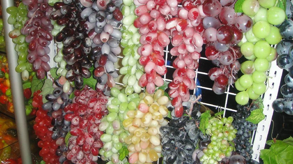 葡萄模型、仿真葡萄、道具葡萄 10