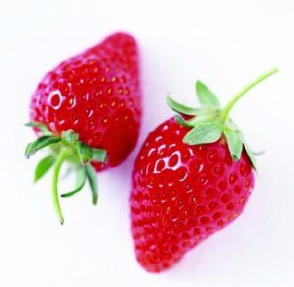 草莓模型 1