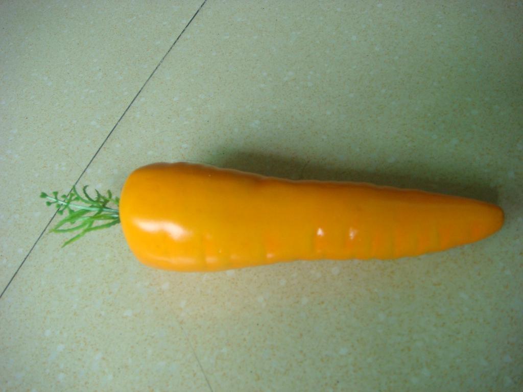 仿真蔬菜(胡萝卜) 2